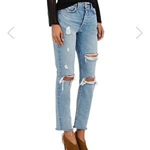 Karolina High Rise GRLFRND Jeans